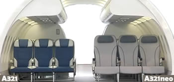 A320neo seat