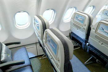 A330-300 high comfort economy